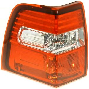 Tail Light For 2007 2014 Ford Expedition Limited Lh Sport Utility