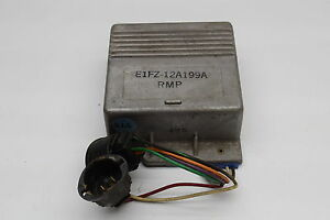 Ford Oem Remanufactured Ignition Control Module E1fz 12a199 a 1 6l 4 Cyl Mtx