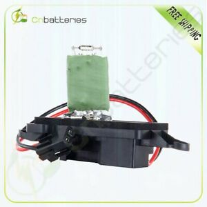 A C Heater Blower Motor Resistor New For Buick Chevy Gmc Isuzu Olds W Manual Ac