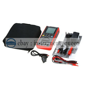 Uni t Ut81c Scope Digital Multimeters 16mhz 80ms s handheld Oscilloscope Dmm