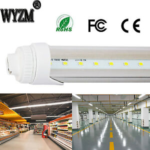 40w 8 Foot F96t12 Led Tube Light Bulb T8 Fluorescent Replacement 6000k 85v 27