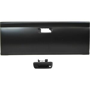 Tailgate For 2004 2012 Chevrolet Colorado Gmc Canyon Fits Fleetside W Handle