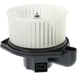 Heater Blower Motor With Fan Cage For Chevy Colorado Gmc Canyon