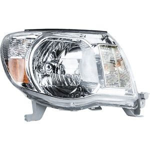 Headlight For 2005 2011 Toyota Tacoma Pre Runner X Runner Models Right With Bulb