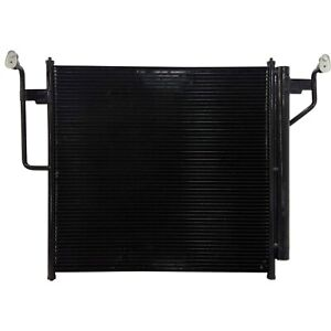 Ac Condenser For 2004 2015 Nissan Titan 2005 2015 Armada With Drier Aluminum