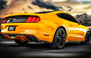 Magnaflow Ford Mustang 2 3l Turbo Ecoboost Black Comp Catback Exhaust System