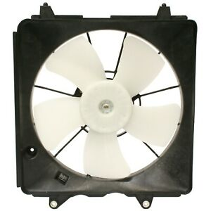 Radiator Cooling Fan For 2006 2011 Honda Civic Driver Side Sedan coupe 1 8l Eng