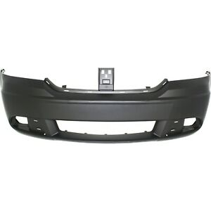 New Primered Front Bumper Cover Replacement For 2009 2018 Dodge Journey 09 18
