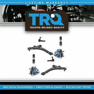 Steering Suspension 8 Piece Front Kit Set For Chevy Pontiac