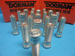 Set Of 20 Brand New Wheel Lug Studs Replace Oem 610254 Made In Usa Expedited
