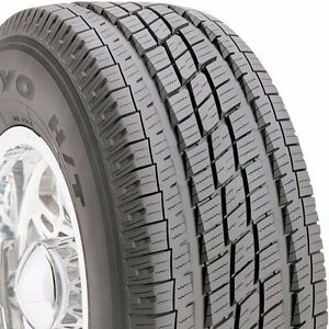 4 New 235 70 17 Toyo Open Country Ht Tires 70r17 R17 70r