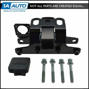 Oem Class 3 Trailer Hitch Receiver Install Kit For Grand Cherokee Commander