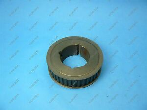 Martin Tb40h150 Timing Belt Pulley 6 595 Od 2 5 Id 40 Teeth New