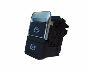 Parking Brake Auto Hold Switch Button Oem For Audi A6 S6 A7