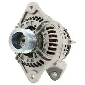 At303320 New Alternator Made To Fit John Deere Jd Industrial Models 120d 130g