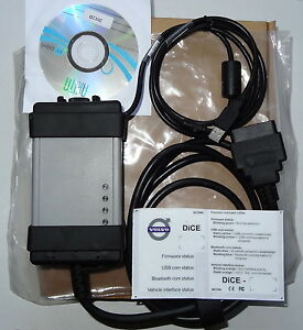 Volvo Vida Dice 2014d Diagnostic Tool Obd2 Scanner New