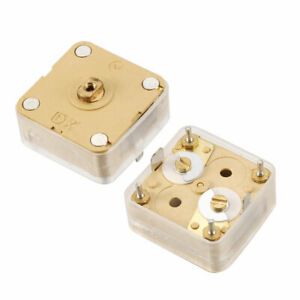 3pcs 224pf 4 Linear Pcb Trimmer Tuning Variable Adjustable Capacitors For Radio