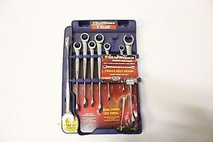 Gearwrench X Beam Helix Design 8 Pc Metric 9977