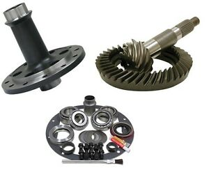 Ford 8 8 3 55 Excel Ring And Pinion 31 Spline Spool Master Install Gear Pkg
