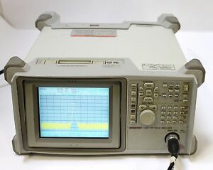 Advantest U4941 Spectrum Rf Field Analyzer 9 Khz To 2 2 Ghz