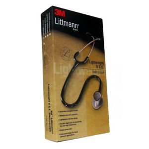 3m Littmann Classic Ii S e Black 28 1 Ea pack Of 2