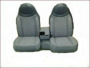 1998 2002 Ford Ranger Standard Cab Upholstery With Console No Cup Holder