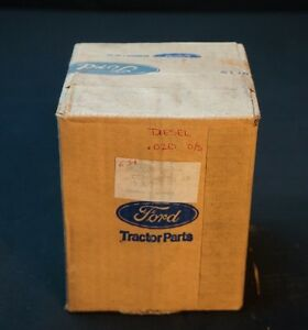 Nos Oem Ford new Holland Diesel 020 Overbore Piston 4000 6600 E0nn6108ca