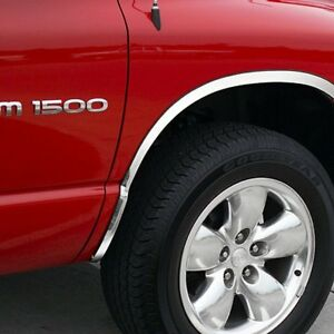 For Dodge Ram 3500 2004 2007 Putco 97301 Polished Fender Trim