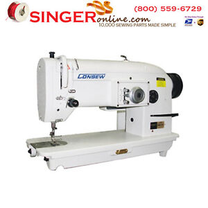 Consew Industrial Zig Zag Sewing Machine