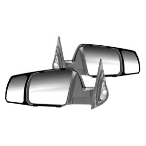 For Toyota Tundra 07 17 Driver Passenger Side Towing Mirrors Extension Set