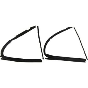 49 Buick 48 49 Cadillac Oldsmobile 2dr Hardtop Convt Front Vent Window Seal Kit