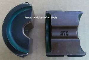 Thomas Betts T b 15ca37rch H tap Green Crimper Crimping U Crimp Die Hydraulic