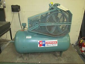 Champion 3 Hp Air Compressor 3 Phase Model Hr315 6cc 2218isu