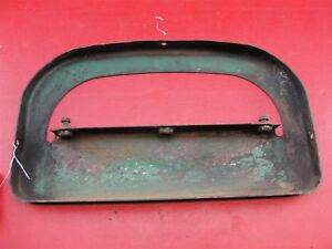 Oliver Super 55 550 Diesel Tractor Hood Rear Support Assembly 1es829 100627a