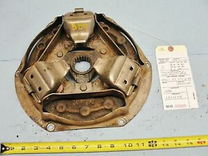 Oliver 550 2 44 Super 55 Tractor Clutch Assembly Pressure Plate Auburn 100691as
