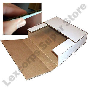 Lp Record Mailers 100 Qty 12 5x12 5x1 Variable Depth Box
