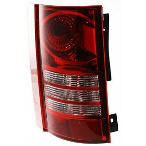 Tail Light For 2008 2010 Chrysler Town Country Driver Side