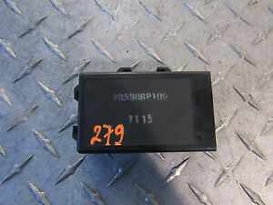 97 Infiniti Q45 Engine Security Key Immobilizer Module Computer Sdn 4dr
