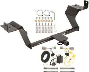 Trailer Hitch W Wiring Kit Fits 2015 2017 Ford Mustang Draw tite Class I New