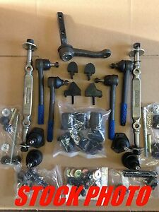 Buick Apollo Skylark 1973 1979 Super Front End Suspension Kit Performance Poly