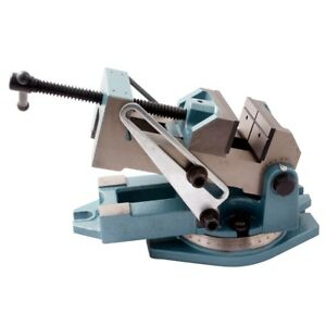 4 Pro series Angle Drill Press Vise With Swivel Base 3901 1735