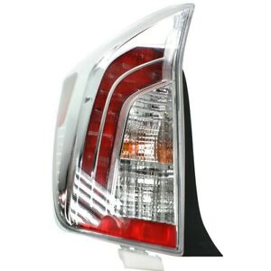 Tail Light For 2012 2015 Toyota Prius Driver Side