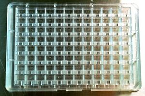 96 well Protein Crystal Growth Trays Box Of 25 Or 300