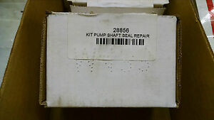 New Oem Western Snow Plow Pump Shaft Seal Repair Kit 28856