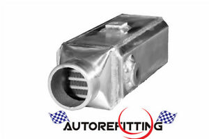Universal Aluminum Bar And Plate Front Mount Water To Air Intercooler