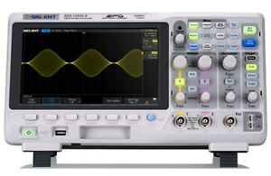 Siglent Sds1202x 200mhz 2ch Scope With Built in Waveform Generator