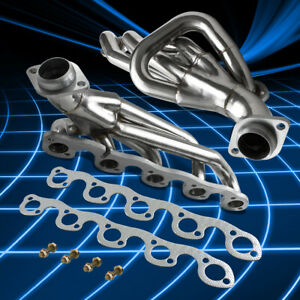 Fit Dodge Ram Truck 96 03 8 0l V10 Stainless Performance Header Manifold Exhaust