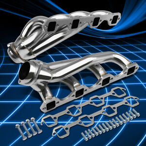 Fit Ford Mustang 79 93 5 0l 302 V8 Stainless Performance Header Manifold Exhaust