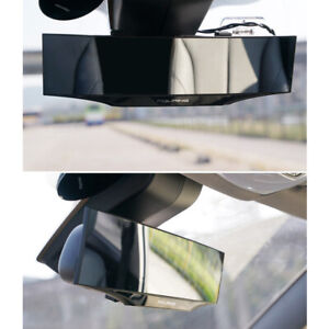 Bl Super Wide Curve Mirror Car Auto Rear View Room Mirror Rearview 300mm