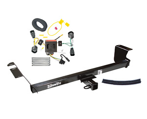 Trailer Tow Hitch For 11 20 Grand Caravan Town Country Ram C V W Wiring Kit